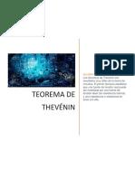 teorema de thevelin