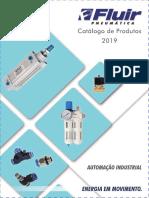 Catálogo conexões pneumáticas