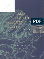 Todd Dufresne - Tales from the Freudian Crypt_ The Death Drive in Text and Context   (2000, Stanford University Press).pdf