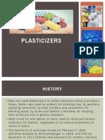 Plasticizer Ppt- Global & Indian