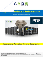 1.Hadoop Admin Brochure