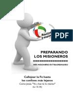 Cartilla Preparando Los Misioneros