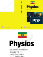 Ethiopian Grade 10 Physics Student Textbook.pdf