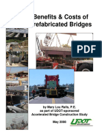 UDOT White Paper on Benefits & Costs of Prefab Bridges_updated 07-14-08