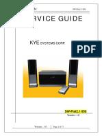 GENIUS PC SPEAKER SYSTEM - SW.FLAT 2.1.pdf