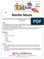 24.Marble Mazes