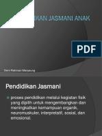 Pendidikan Jasmani Utk Anak.ppt
