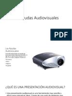 Las Ayudas Audiovisuales