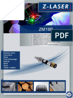 Z-LASER Product Data Sheet ZM18B