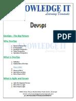Devops Course Content 1