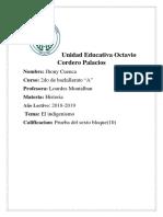 Unidad Educativa Octavio Cordero Palacios Jhony