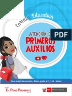 MINSA-PRIMEROS AUXILIOS