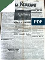 Buna Vestire anul I, nr. 115, 16 iulie 1937