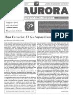 La Aurora 33