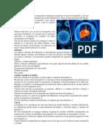 HEPATITIS,Tueberculosis,Ebola,Colera,Perlison y Otros
