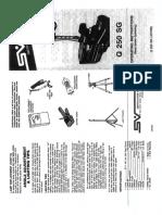 PQ250 SG Flood Light Kit