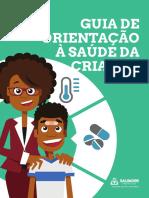 guia de orientação a saúde da criança