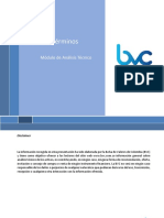 Manual Analisis Tecnico