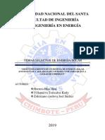 DIMENSIONAMIENTO DE SISTEMA FV AISLADO