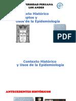 Clases de Historia de Epidemiologia 1