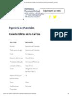 Ingeniería de Materiales _ UGMA _ Universidad Nororiental Gran Mariscal de Ayacucho