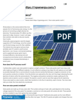What is Photovoltaics_ - RGS Energy