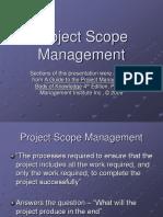 Scope Management 08