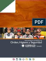 Reglamento Orden Higiene Seguridad Riohs 2015 v 1 CODELCO