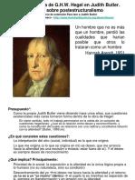 03 Hegel Butler Postestructuralismo