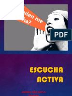 Escucha Activa PDF