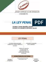 La Ley Penal