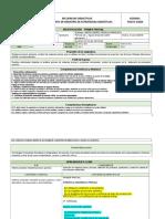 Secuencia Colegiada de Obtiene Productos Mediante Procesos Quimicos