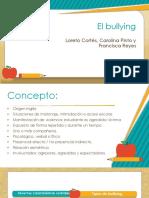 Informativo sobre el bullying