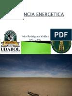 Udabol-simposium Conferencia Irv - Eficiencia Energetica
