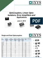 Linear Opto Isolators