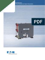 Eaton VCP W MV Circuit Breakers Catalog en US
