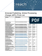 Apc Price List