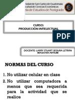 Produccion Intelectual 1era Clase 12 My 2019