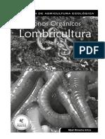 Abonos Orgánicos Lombricultura