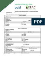 12 - Formulário de Cadastro E-social 2019 - Novo.docx