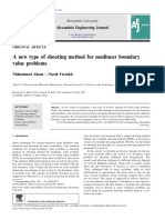 A New Type of Shooting Method for Nonlinear Boundary Value Problems