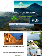 El Catastro Guatemalteco