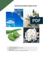 Elementos necesarios para realizar el jabón de aloe vera.docx