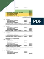 Resolucion laboratorios 1 al 6 Contabilidad bancaria 2019  USAC