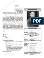 Edmund Husserl - Wikipedia, La Enciclopedia Libre