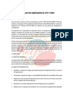 PLAN DE EMERGENIA Y CONTIGENCIA 9TH YARD - BORRADOR 1.docx