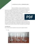 Proyecto de La Segunda Ley de La Termodinamica (1)