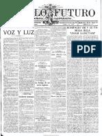 El Siglo futuro. 25-4-1921, no. 4,321