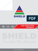 S-SHIELD Fire Protection Products - Reduced