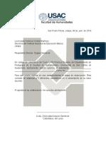 Carta de Pràctica 2019